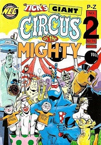 TICK.'S GIANT CIRCUS OF THE MIGHTY #2, The (1992) (Ben Edlund) (1)