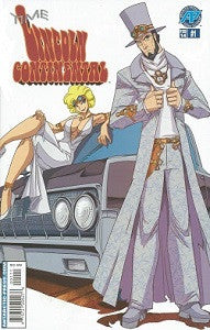 TIME LINCOLN CONTINENTAL #1 (2014) (Fred Perry)