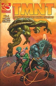 TEENAGE MUTANT NINJA TURTLES. Vol. 4 #24 (2005) (Laird, Lawson & Talbot)