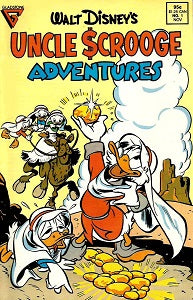 UNCLE SCROOGE ADVENTURES #1 (1987) (1)