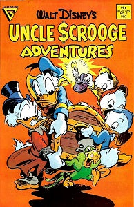 UNCLE SCROOGE ADVENTURES #2 (1987) (1)