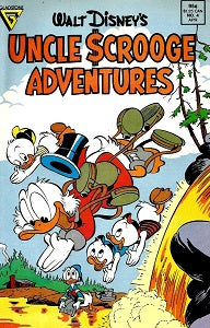 UNCLE SCROOGE ADVENTURES #4 (1988) (1)