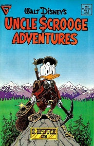 UNCLE SCROOGE ADVENTURES #5 (1988) (1)