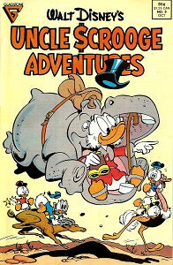 UNCLE SCROOGE ADVENTURES #8 (1988) (1)