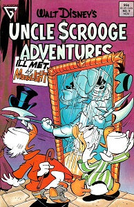 UNCLE SCROOGE ADVENTURES #9 (1988) (1)