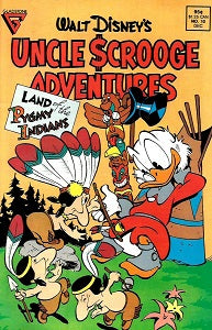UNCLE SCROOGE ADVENTURES. #10 (1988) (1)
