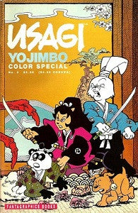USAGI YOJIMBO COLOR SPECIAL #2 (1991) (Stan Sakai)