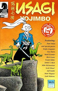 USAGI YOJIMBO. Vol. 3. #100 (2007) (Stan Sakai and Friends)