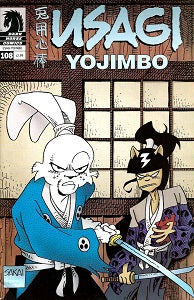 USAGI YOJIMBO. Vol. 3. #108 (2007) (Stan Sakai) (SHOPWORN) (1)