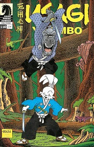 USAGI YOJIMBO. Vol. 3. #110 (2008) (Stan Sakai) (SHOPWORN)