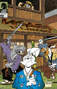 USAGI YOJIMBO. Vol. 3. #113 (2008) (Stan Sakai) (shopworn) (1)