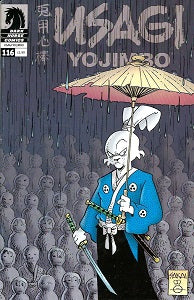 USAGI YOJIMBO. Vol. 3. #116 (2008) (Stan Sakai) (SHOPWORN) (1)