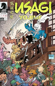 USAGI YOJIMBO. Vol. 3. #121 (2009) (1)