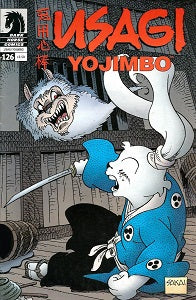 USAGI YOJIMBO. Vol. 3. #126 (2010) (Stan Sakai) (SHOPWORN) (1)
