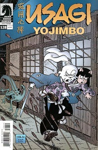 USAGI YOJIMBO. Vol. 3. #128 (2010) (Stan Sakai) (SHOPWORN) (1)