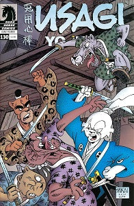 USAGI YOJIMBO. Vol. 3. #130 (2010) (Stan Sakai) (SHOPWORN) (1)