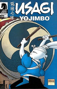 USAGI YOJIMBO. Vol. 3. #132 (2010) (Stan Sakai) (SHOPWORN) (1)