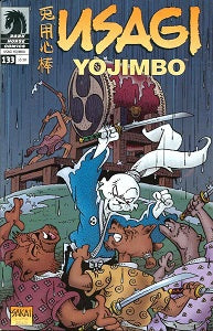USAGI YOJIMBO. Vol. 3. #133 (2010) (Stan Sakai) (SHOPWORN) (1)