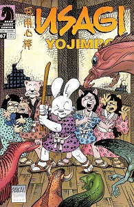 USAGI YOJIMBO. Vol. 3 #67 (2003) (Stan Sakai) (SHOPWORN) (1)