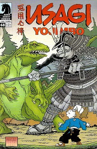 USAGI YOJIMBO. Vol. 3 #68 (2003) (Stan Sakai) (SHOPWORN) (1)