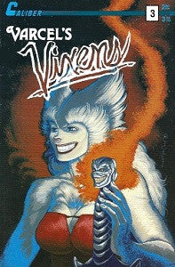 VARCEL'S VIXENS #3 (of 3) 1990) (S. Van Camp) (1)