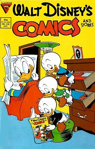 Walt Disney's COMICS AND STORIES #518 (1987) (1)