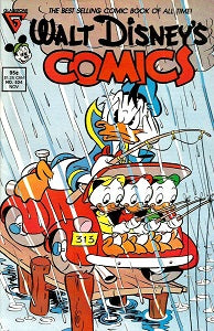 Walt Disney's COMICS AND STORIES #524 (1987) (1)