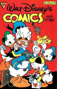 Walt Disney's COMICS AND STORIES #536 (1989) (1)