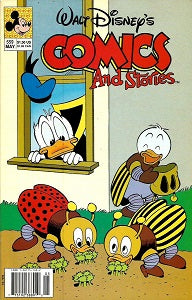 Walt Disney's COMICS AND STORIES #559 (1991) (1)