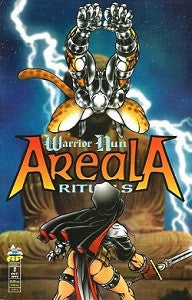 WARRIOR NUN AREALA: RITUALS #2 (of 6) (1995) (Benn Dunn) (guest: Cheetah Diggers)