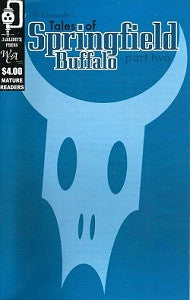 Webcomic Archive #4: SPRINGFIELD BUFFALO Part 2 (2009) (JW Kennedy)