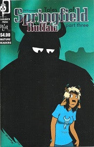 Webcomic Archive #6: SPRINGFIELD BUFFALO Part 3 (2010) (JW Kennedy)