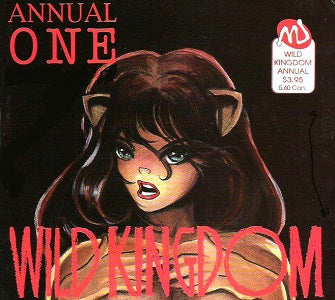 WILD KINGDOM. ANNUAL #1 (1996)