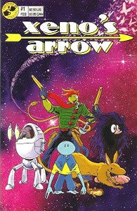 XENO'S ARROW Vol. 1 #1 (1999) (Beettam & Geigen-Miller) (1)