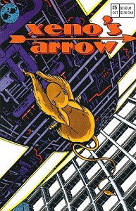 XENO'S ARROW Vol. 1 #5 (1999) (Beettam & Geigen-Miller) (1)