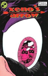 XENO'S ARROW Vol. 1 #7 (2000) (Beettam & Geigen-Miller) (1)