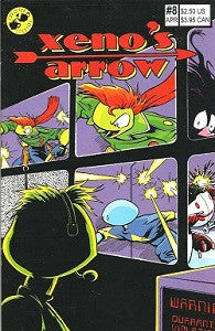 XENO'S ARROW Vol. 1 #8 (2000) (Beettam & Geigen-Miller) (1)