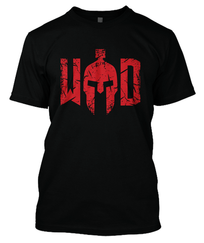 WOD Warrior Men's Tees