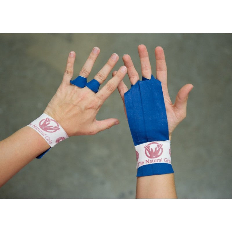 f0539fe06853 The Natural Grip - Hand Grips - Ideal for CrossFit WODs ...