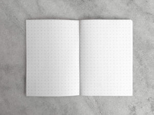 Favorite Story Dots Grid Notebook, A6 TN Insert