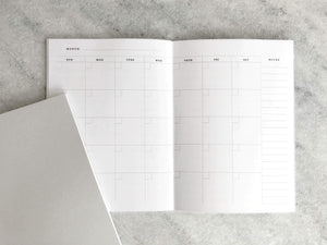 Favorite Story Monthly & Weekly Planner, A6 TN Insert