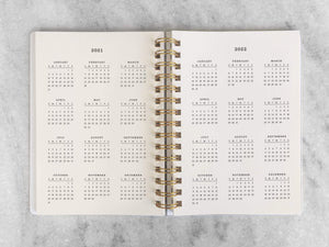 "Planner Favorite Story 2021-2022 Planner | 12-month planner, ""twenty twenty-two"" Cotton Cover"