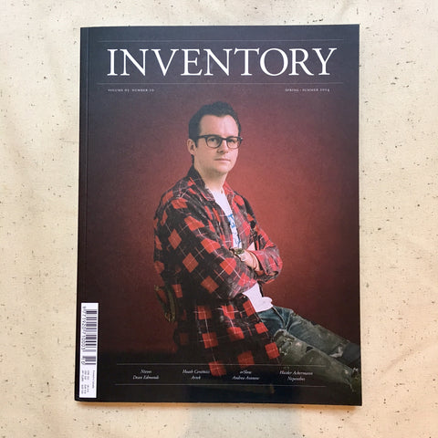 Inventory, Issue 10 (Spring/Summer 2014) OOP
