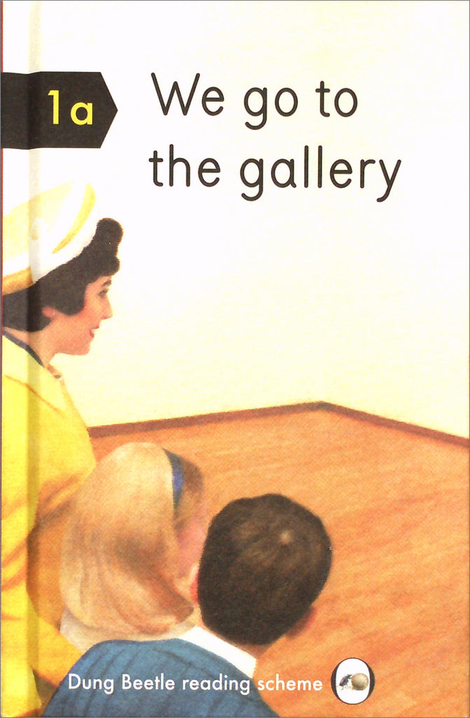 We Go to the Gallery: Limited Artist's Edition by Miriam Elia
