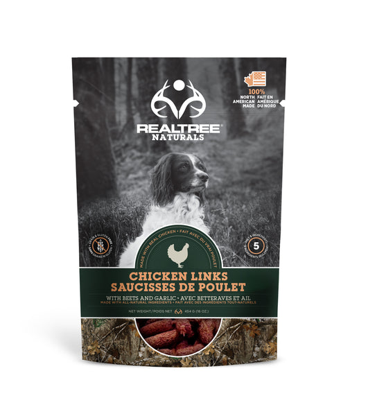Realtree® Chicken Links (1LB)