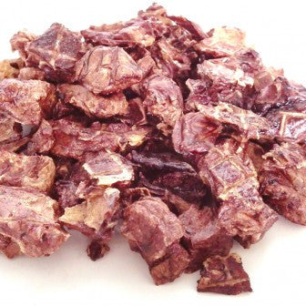 Bullwrinkles Tenderchips dog treats made with pork lungs