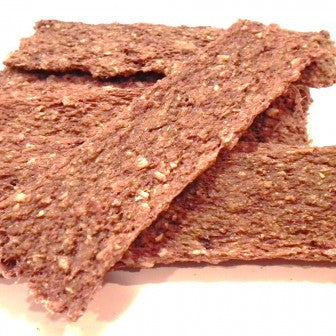 Bullwrinkles beef jerky dog treats made with 95% pure beef