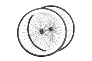 Veloce Bike Co. ® White  Deep V 700C