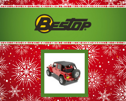 Bestop Specials on Premium Jeep Accessories