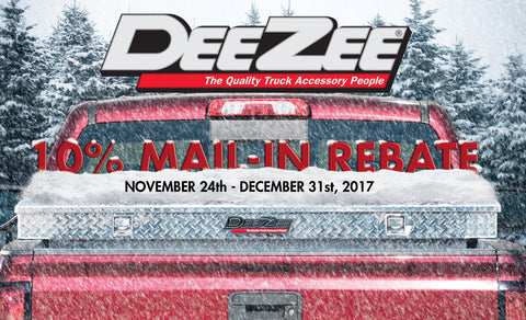 10% Mail-In Rebate from Dee Zee